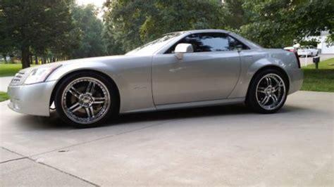 buy   cadillac xlr base convertible  door
