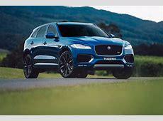 News Jaguar FPace Arrives In Australia Starting At $74,340