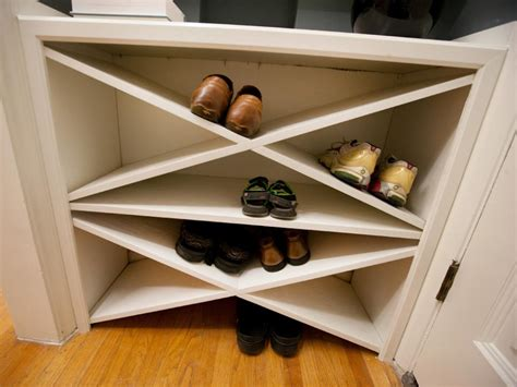 Shoes Organizers : Shoe Storage Ideas