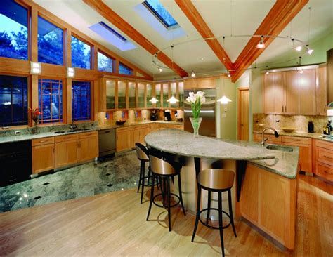 Low Profile Led Kitchen Lighting by Track Lighting For Vaulted Ceilings Advice For Your Home