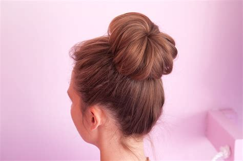 How To Do A Sock Bun (on Every Hair Type) Stylecaster