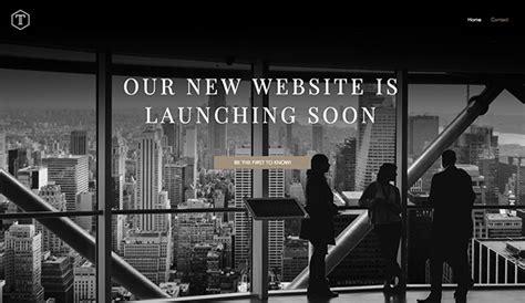 landing pages website templates wix