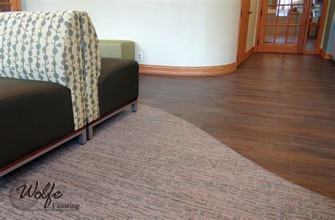 Curved Transition For Laminate Flooring by Pediatric Dentist And Orthodontist