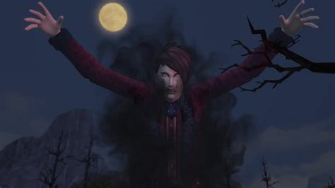 The Sims 4 Vampires Game Pack: New Information Found in Code
