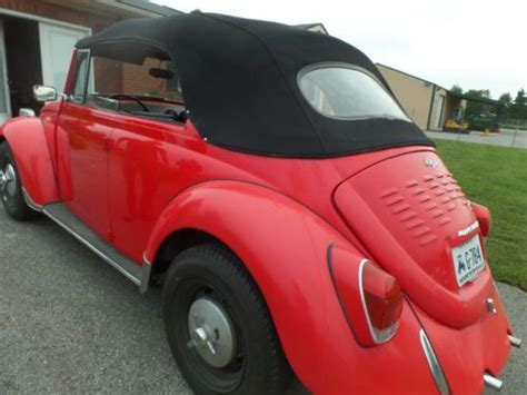 sell  volkswagon superbeetle convertible  suicide
