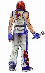 Tekken 4 - Character Artwork
