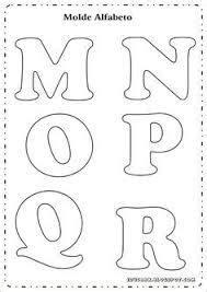 resultado de imagen para moldes de letras para imprimir lechugas letras imprimir letras