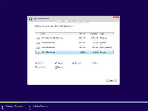 windows 10 clean install windows 10 tutorials