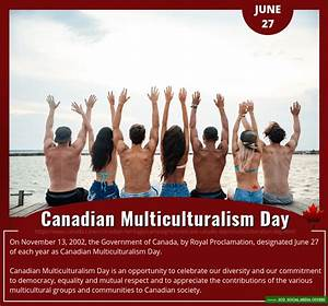 SCG - Social Me... Multiculturalism In Canada Quotes