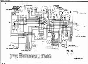 2005 Honda Vt 1100 C2 Shadow Sabre Wiring Diagram