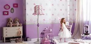 Baby Tapete Mädchen : babyzimmer wandgestaltung m dchen ~ Michelbontemps.com Haus und Dekorationen