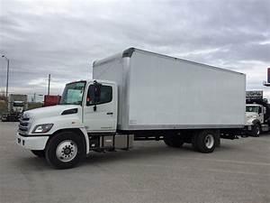 2018 Hino 268 Box Van Truck For Sale  286179
