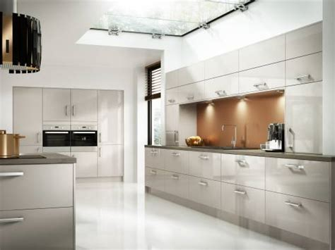 Designer Gloss Cashmere  Factory Kitchens Cheap  Factory