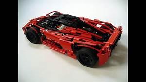 Lego Technic Ferrari : lego mindstorms nxt ferrari laferrari youtube ~ Maxctalentgroup.com Avis de Voitures