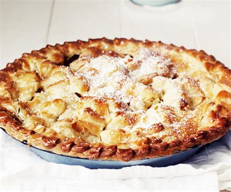 What you'll need to make apple pie. Easy apple pie   Australian Women's Weekly Food