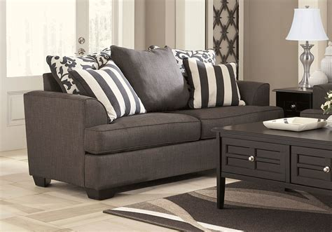 Charcoal Sofa Living Room by Levon Charcoal Sofa Set Overstock Warehouse