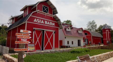 berwisata  asia farm pekanbaru sembari menikmati