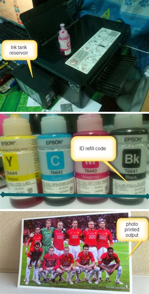 homemade diy howto make epson l200 ciss printer