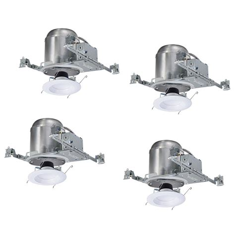 recessed lighting kitchen halo h750 6 in recessed lighting housing for new 1737