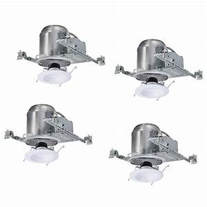 Halo h in recessed lighting housing for new