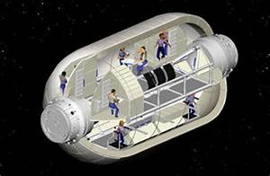 Inflatable Module from Private Contractor to be Attached ...