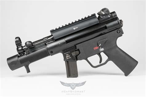weaponsmart hk spk pistol mm  black finish