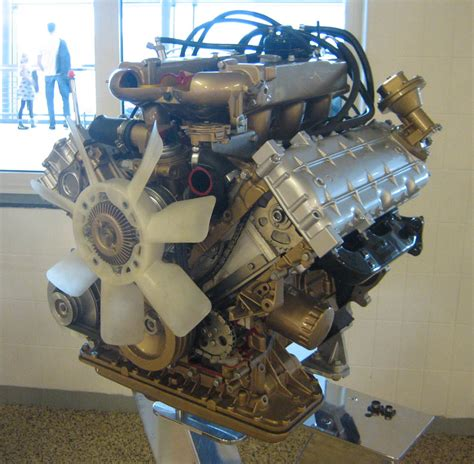 Ford Duratec V6 Versions (1990