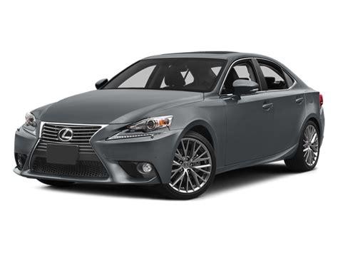 2014 Lexus Is 250 Values- Nadaguides