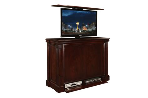 tv lift cabinet living room with lift kit furniture tv lift end of ritz tv lift furniture cabinet is us made and comes