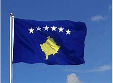 Grand drapeau Kosovo 150 x 250 cm MonsieurdesDrapeaux