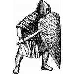 Warrior Clipart Scary Knight Icon Clip Armor