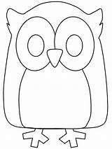 Coloring Pages Animals Birds Owl2 Printable Coloringpagebook Owl Animal Outline Template Simple Templates Owls Easy Blank Outlines Cute Print Shapes sketch template