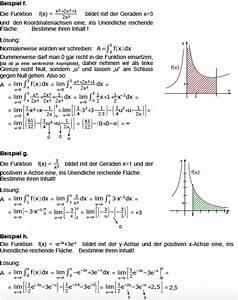 Integrale Berechnen Aufgaben : integral fl chenberechnung integrale fl cheninhalt berechnen mathe ~ Themetempest.com Abrechnung