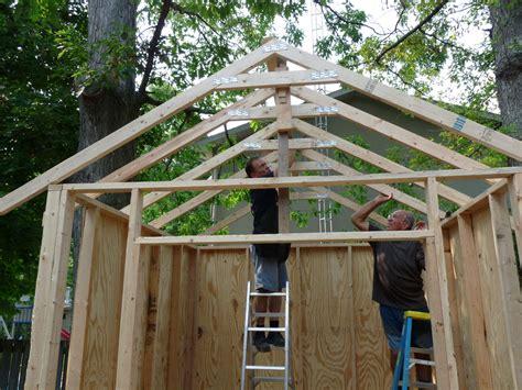 wood build   roof trusses  plans