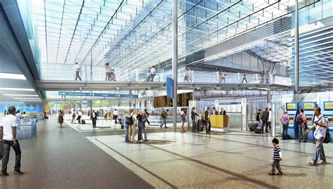 Gallery of Amtrak and HOK unveils design for new ...