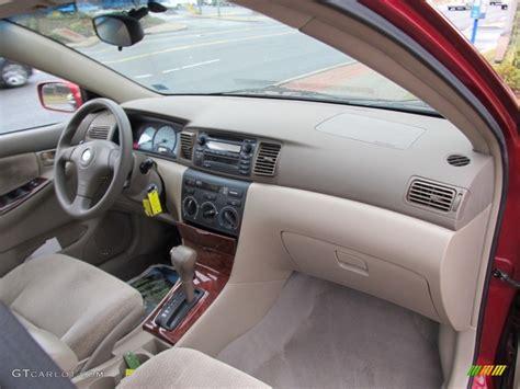 2003 Toyota Corolla Le Interior Photo #61851057 Gtcarlotcom