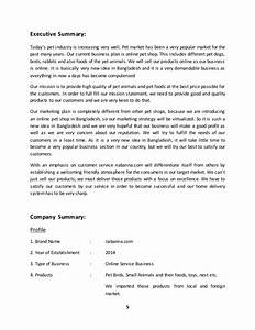 boutique hotel business plan template - sample business plan online shop