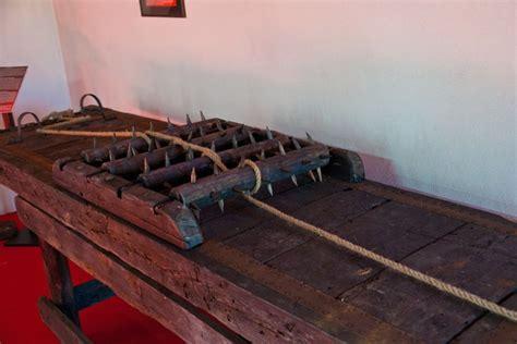 la cremagliera strumenti di tortura medievali coloursofistria
