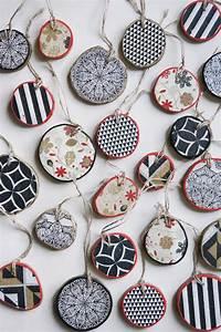 Basteln Mit Baumscheiben : basteln malen kuchen backen weihnachtsschmuck aus holzscheiben ~ Watch28wear.com Haus und Dekorationen