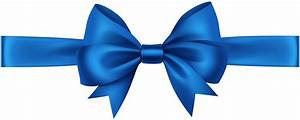 Blue Bow Transparent Pictures to Pin on Pinterest - PinsDaddy