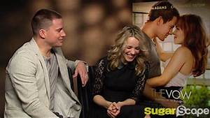 VIDEO: We get all romantic with The Vow's Channing Tatum ...