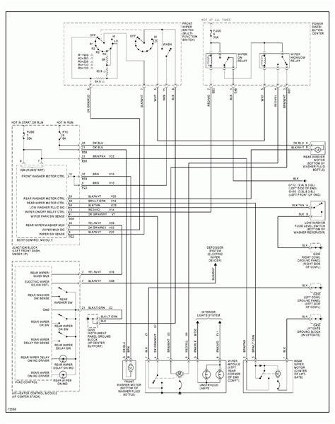 Dodge Intrepid Fuse Diagram Wiring Database