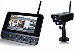 überwachungskamera Mit Bewegungsmelder Und Aufzeichnung Test : video berwachung per digital funk set dn52200 mit nachtsicht funkkamera erweiterung auf 4 ~ Watch28wear.com Haus und Dekorationen