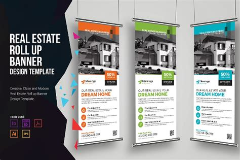 real estate banner  premium psd png eps vector