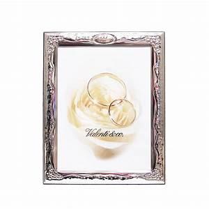 Cadre Photo Mariage : cadre photo anniversaire de mariage 50 ans en argent 18 x 24 cm maison halleux pro ~ Teatrodelosmanantiales.com Idées de Décoration
