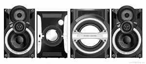 Panasonic Sc-akx74 - Manual - Cd Stereo System