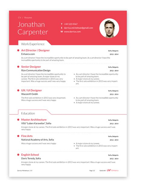 Create A Professional Resume Free by This Resume Rocks Enhance Your Resume