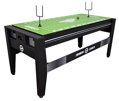sportcraft 72 4 in 1 swivel combo table triumph sports 72 inch 4 in 1 rotating combo table