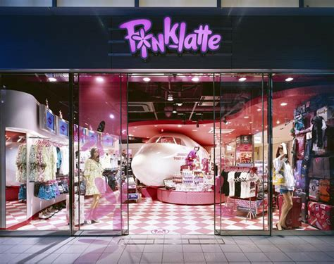 pink latte store  gd tokyo