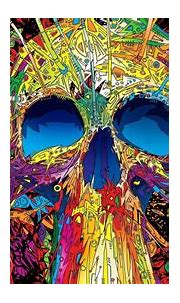 Trippy Alien Wallpaper (54+ images)